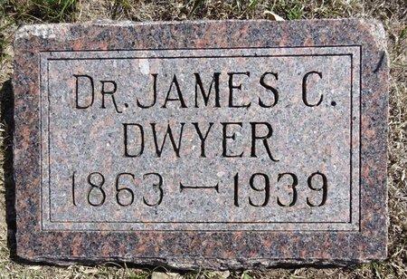 DWYER, JAMES (DR.) - Pennington County, South Dakota | JAMES (DR.) DWYER - South Dakota Gravestone Photos