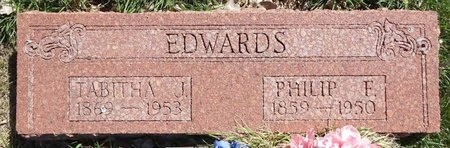 EDWARDS, PHILIP - Pennington County, South Dakota | PHILIP EDWARDS - South Dakota Gravestone Photos