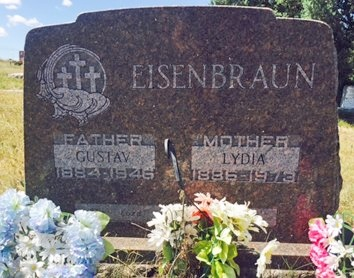 EISENBRAUN, GUSTAV - Pennington County, South Dakota | GUSTAV EISENBRAUN - South Dakota Gravestone Photos