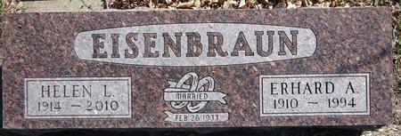 EISENBRAUN, HELEN - Pennington County, South Dakota   HELEN EISENBRAUN - South Dakota Gravestone Photos