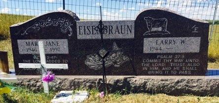 EISENBRAUN, LARRY - Pennington County, South Dakota | LARRY EISENBRAUN - South Dakota Gravestone Photos