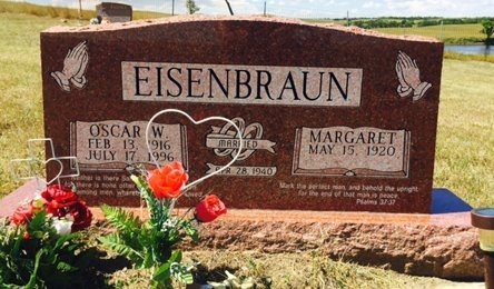 EISENBRAUN, MARGARET - Pennington County, South Dakota | MARGARET EISENBRAUN - South Dakota Gravestone Photos