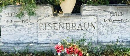 EISENBRAUN, ELISABETH - Pennington County, South Dakota | ELISABETH EISENBRAUN - South Dakota Gravestone Photos