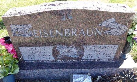 EISENBRAUN, RUDOLPH - Pennington County, South Dakota | RUDOLPH EISENBRAUN - South Dakota Gravestone Photos