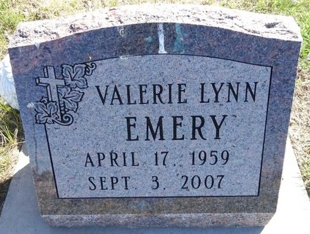 EMERY, VALERIE LYNN - Pennington County, South Dakota | VALERIE LYNN EMERY - South Dakota Gravestone Photos