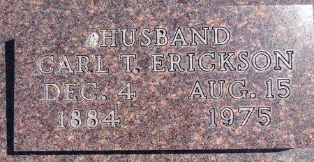 ERICKSON, CARL - Pennington County, South Dakota   CARL ERICKSON - South Dakota Gravestone Photos