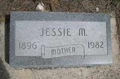 ERICSON, JESSIE M. - Pennington County, South Dakota | JESSIE M. ERICSON - South Dakota Gravestone Photos