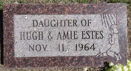 ESTES, BABY DAUGHTER - Pennington County, South Dakota | BABY DAUGHTER ESTES - South Dakota Gravestone Photos