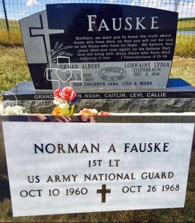 FAUSKE, LORRAINE - Pennington County, South Dakota | LORRAINE FAUSKE - South Dakota Gravestone Photos