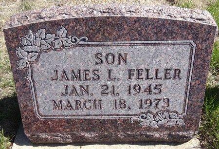 FELLER, JAMES - Pennington County, South Dakota | JAMES FELLER - South Dakota Gravestone Photos