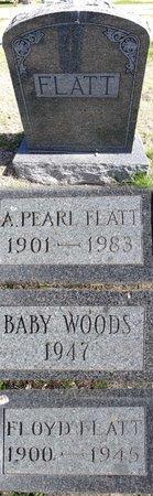 FLATT, A. PEARL - Pennington County, South Dakota | A. PEARL FLATT - South Dakota Gravestone Photos
