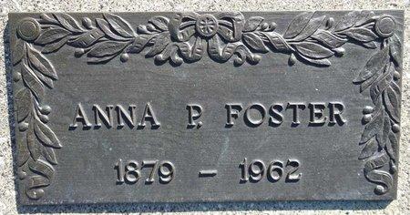 FOSTER, ANNA - Pennington County, South Dakota | ANNA FOSTER - South Dakota Gravestone Photos