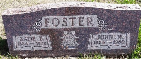 FOSTER, JOHN - Pennington County, South Dakota | JOHN FOSTER - South Dakota Gravestone Photos