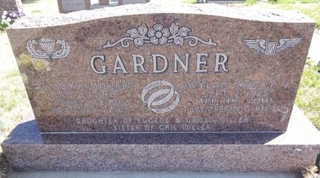 "GARDNER, DWYLAN ""ROCKY"" - Pennington County, South Dakota 