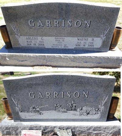 GARRISON, WAYNE - Pennington County, South Dakota | WAYNE GARRISON - South Dakota Gravestone Photos