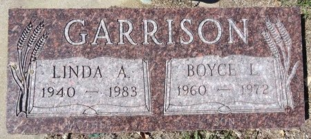 GARRISON, BOYCE - Pennington County, South Dakota | BOYCE GARRISON - South Dakota Gravestone Photos