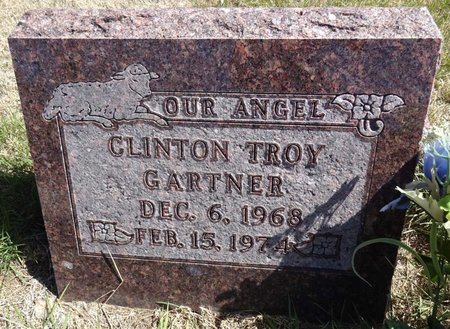 GARTNER, CLINTON TROY - Pennington County, South Dakota | CLINTON TROY GARTNER - South Dakota Gravestone Photos