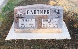 GARTNER, SHIRLEY - Pennington County, South Dakota | SHIRLEY GARTNER - South Dakota Gravestone Photos
