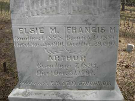 GAUGHRON, FRANCIS M. - Pennington County, South Dakota | FRANCIS M. GAUGHRON - South Dakota Gravestone Photos