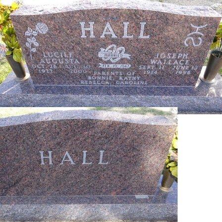 HALL, JOSEPH - Pennington County, South Dakota | JOSEPH HALL - South Dakota Gravestone Photos