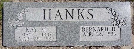 HANKS, KAY - Pennington County, South Dakota | KAY HANKS - South Dakota Gravestone Photos