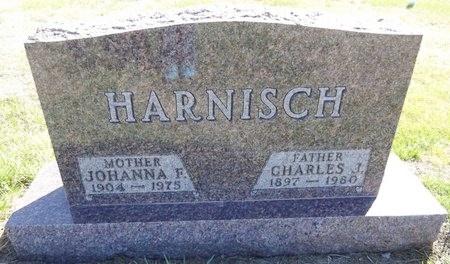 HARNISCH, CHARLES - Pennington County, South Dakota   CHARLES HARNISCH - South Dakota Gravestone Photos