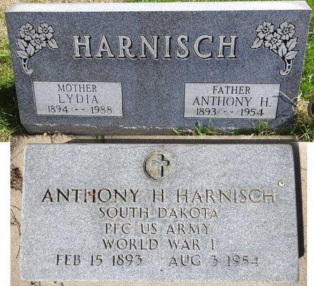 HARNISCH, LYDIA - Pennington County, South Dakota | LYDIA HARNISCH - South Dakota Gravestone Photos