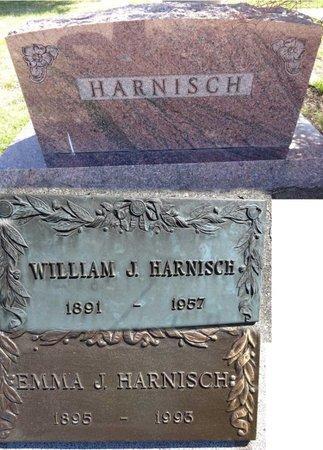 WERNING HARNISCH, EMMA - Pennington County, South Dakota | EMMA WERNING HARNISCH - South Dakota Gravestone Photos