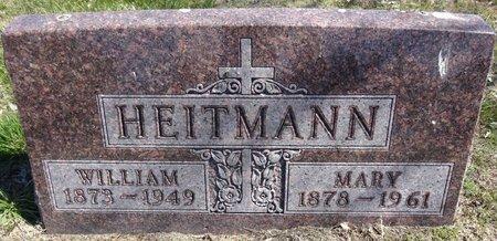 HEITMANN, MARY - Pennington County, South Dakota | MARY HEITMANN - South Dakota Gravestone Photos