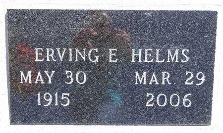 HELMS, ERVING - Pennington County, South Dakota | ERVING HELMS - South Dakota Gravestone Photos