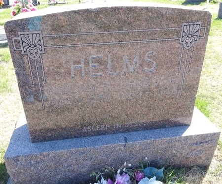 GEIGLE HELMS, PAULINA - Pennington County, South Dakota | PAULINA GEIGLE HELMS - South Dakota Gravestone Photos