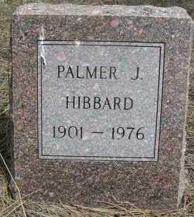 HIBBARD, PALMER J. - Pennington County, South Dakota | PALMER J. HIBBARD - South Dakota Gravestone Photos