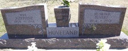 HOVELAND, SEVERT - Pennington County, South Dakota   SEVERT HOVELAND - South Dakota Gravestone Photos