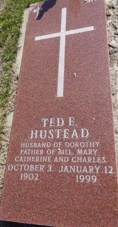 HUSTEAD, TED - Pennington County, South Dakota | TED HUSTEAD - South Dakota Gravestone Photos