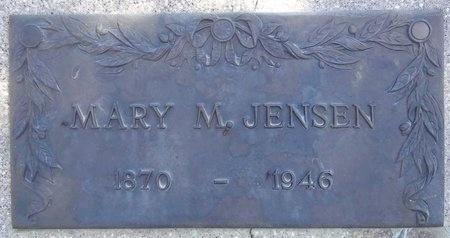 JENSEN, MARY - Pennington County, South Dakota | MARY JENSEN - South Dakota Gravestone Photos