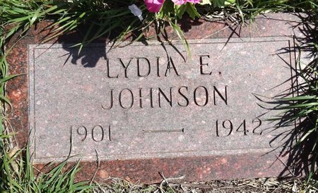 JOHNSON, LYDIA - Pennington County, South Dakota | LYDIA JOHNSON - South Dakota Gravestone Photos
