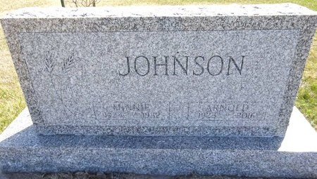 GEIGLE JOHNSON, MINNIE - Pennington County, South Dakota | MINNIE GEIGLE JOHNSON - South Dakota Gravestone Photos