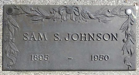 JOHNSON, SAM - Pennington County, South Dakota | SAM JOHNSON - South Dakota Gravestone Photos