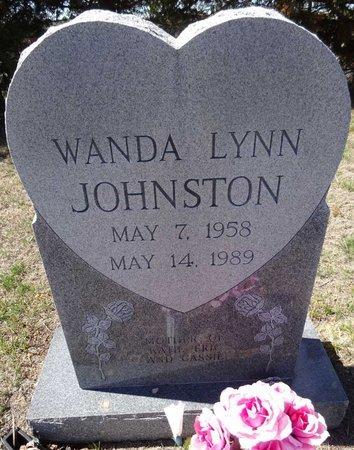 HEXUM JOHNSTON, WANDA LYNN - Pennington County, South Dakota | WANDA LYNN HEXUM JOHNSTON - South Dakota Gravestone Photos