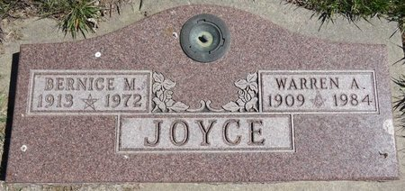 NELSON JOYCE, BERNICE - Pennington County, South Dakota | BERNICE NELSON JOYCE - South Dakota Gravestone Photos