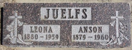 JUELFS, LEONA - Pennington County, South Dakota | LEONA JUELFS - South Dakota Gravestone Photos
