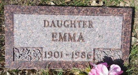 KALKBRENNER, EMMA - Pennington County, South Dakota   EMMA KALKBRENNER - South Dakota Gravestone Photos