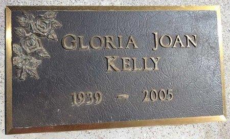 KELLY, GLORIA JOAN - Pennington County, South Dakota | GLORIA JOAN KELLY - South Dakota Gravestone Photos