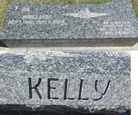 KELLY, JAMES DEAN - Pennington County, South Dakota | JAMES DEAN KELLY - South Dakota Gravestone Photos