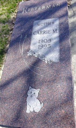 MOLER KITTERMAN, CARRIE - Pennington County, South Dakota   CARRIE MOLER KITTERMAN - South Dakota Gravestone Photos