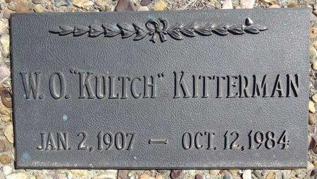 "KITTERMAN, W.O. ""KULTCH"" - Pennington County, South Dakota | W.O. ""KULTCH"" KITTERMAN - South Dakota Gravestone Photos"