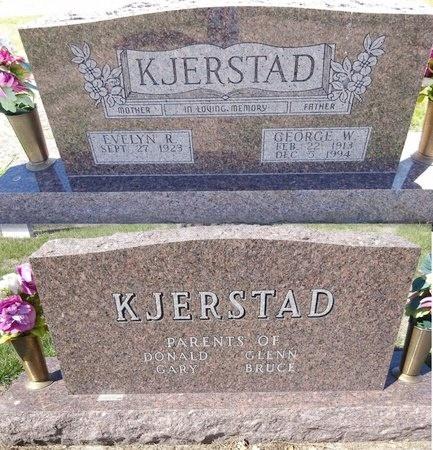 MCDANIEL KJERSTAD, EVELYN - Pennington County, South Dakota   EVELYN MCDANIEL KJERSTAD - South Dakota Gravestone Photos