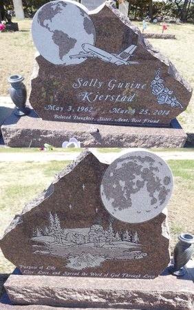 KJERSTAD, SALLY - Pennington County, South Dakota   SALLY KJERSTAD - South Dakota Gravestone Photos