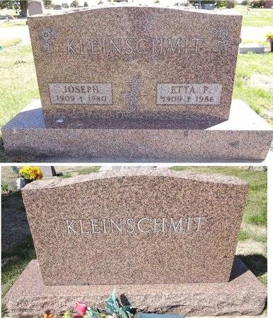 KLEINSCHMIT, ETTA - Pennington County, South Dakota   ETTA KLEINSCHMIT - South Dakota Gravestone Photos