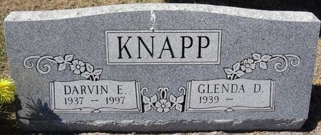 KNAPP, GLENDA - Pennington County, South Dakota | GLENDA KNAPP - South Dakota Gravestone Photos